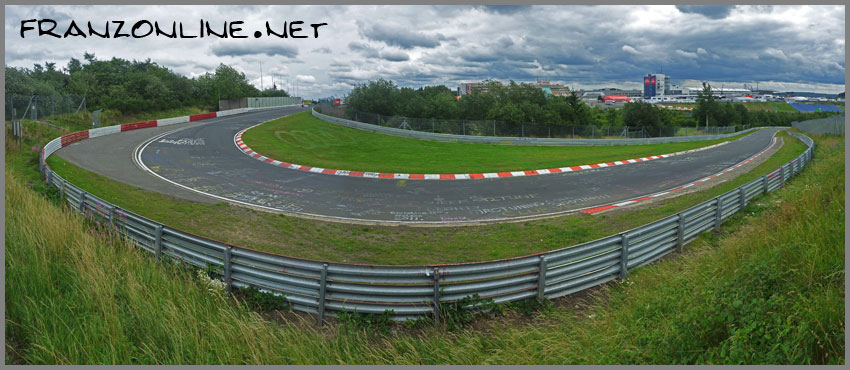 Nordschleife T13 Pit Exit